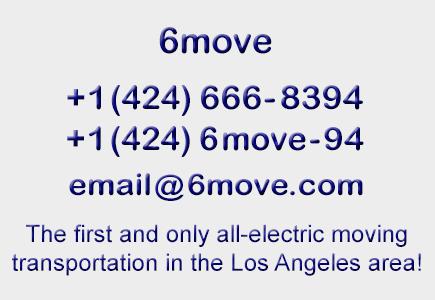 6move - Discreet, Secure Moving Transportation